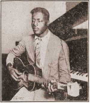 Dark Was the Night: The Life and Times of Blind Willie Johnson