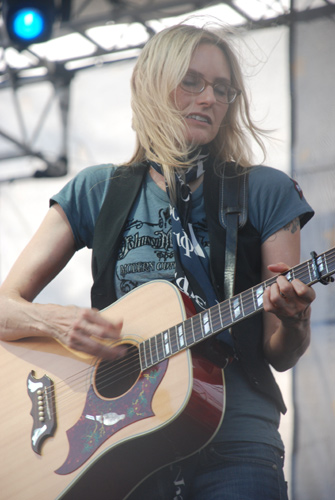 Aimee Mann Live Photos