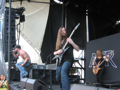 All That Remains Live Photos