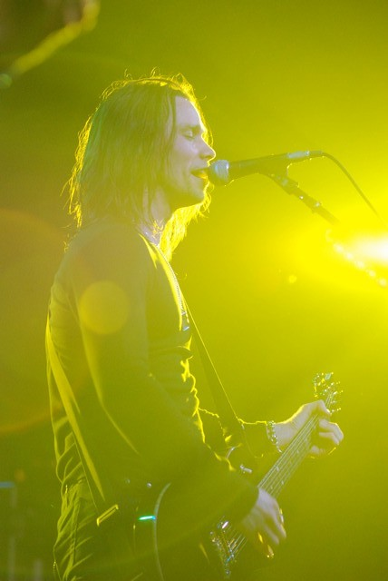 Alter Bridge Live Photos