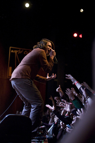 Anthony Green Live Photos