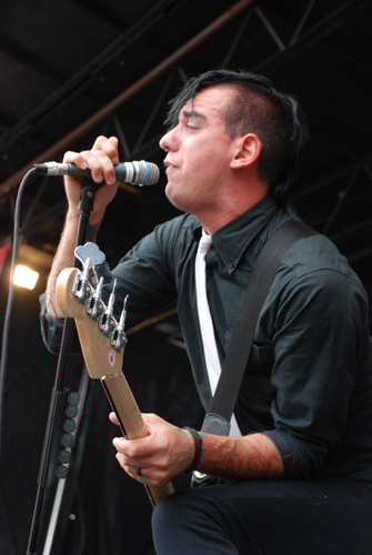 Anti-Flag Live Photos