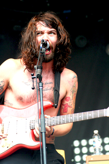 Biffy Clyro Live Photos