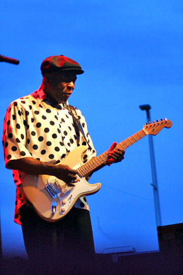 Buddy Guy Live Photos