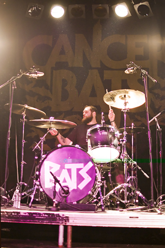 Cancer Bats Live Photos