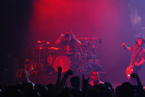 Chevelle Live Photos
