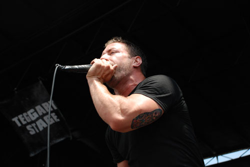 Dillinger Escape Plan Live Photos