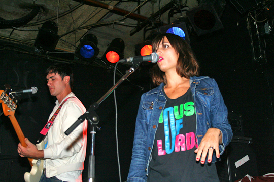 Dragonette Live Photos