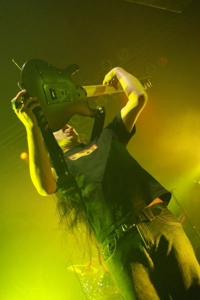 Dragonforce Live Photos
