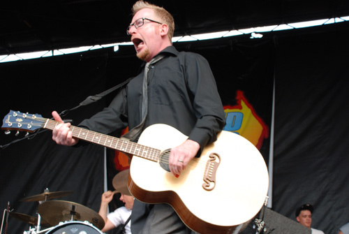 Flogging Molly Live Photos
