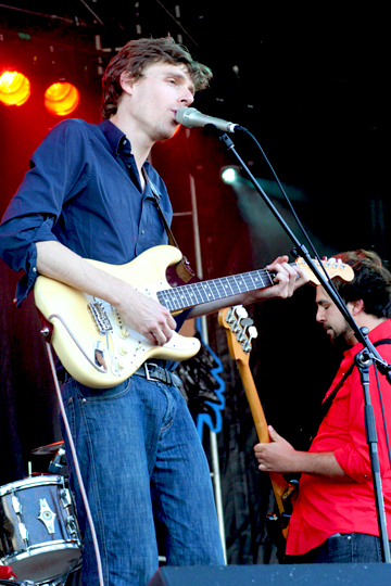 Joel Plaskett Emergency Live Photos