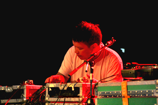 Kid Koala Live Photos