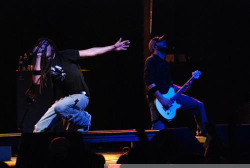 Nonpoint Live Photos