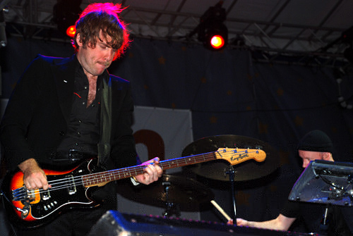 Peter Bjorn and John Live Photos