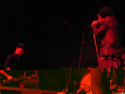 She Wants Revenge Live Photos
