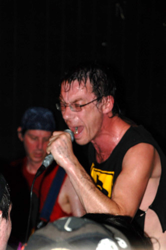 Subhumans Live Photos