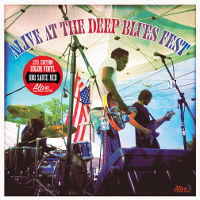 "New Alive Records Live Album ""Alive At The Deep Blues Fest"" Out November 27th"