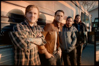 "The Gaslight Anthem Release New Video For ""Here Comes My Man"""