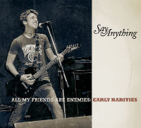 Say Anything To Release 'All My Friends Are Enemies: Early Rarities' On January 22nd Via Equal Vision Records