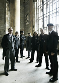 Flogging Molly Announce 9th Annual 2013 Green 17 Tour