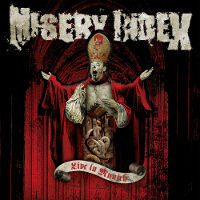Misery Index To Release Live Album