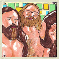 Red Fang Release Daytrotter Session, Announce Australian And Euro Tour Dates