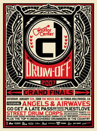 Guitar Center To Crown Drum-Off Champ
