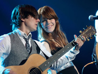 Watch Rilo Kiley, Tokyo Police Club, And Others At mtvU Woodie Awards