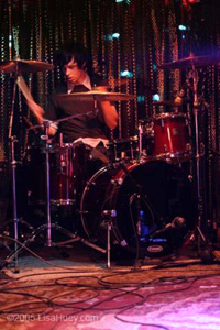 Drummer Ryan Seaman Joins The Brobecks