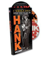 "Historic Hank Williams Box Set ""The Unreleased Recordings"" Out October 28th"