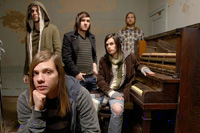 The Red Jumpsuit Apparatus Reveal Album Title, Tracklisting