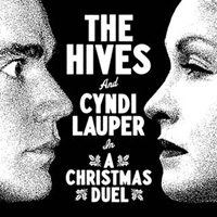 "The Hives Offer Up Sneak Peek Of ""Christmas Duel"" With Cyndi Lauper"