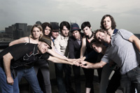 Nashville Collective Ten Out Of Tenn Continue US Tour Into 2009