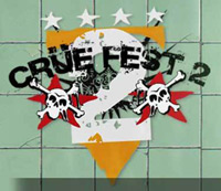 Motley Crue, Monster Energy Add Additional Stage To Crue Fest 2