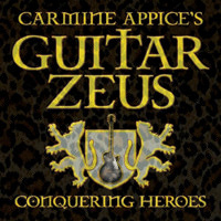 Fuel Records Set To Release Carmine Appice's Guitar Zeus Double Disc Set