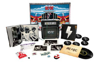 "AC/DC ""Backtracks"" Box Sets To Be Unleashed In November"