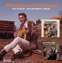 Waylon Jennings' RCA Years Reissued On Collectors' Choice