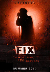 Fix: The Ministry Movie Trailer, Paul Barker Tracker Released