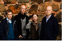 Swedish Indie Pop Group Sambassadeur To Release New Album