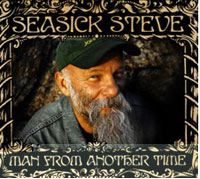 "Ryko To Release Seasick Steve's ""Man From Another Time"""