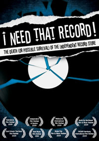 """I Need That Record"" Docu With Thurston Moore, Ian MacKaye Out For Record Store Day"