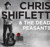 Chris Shiflett & The Dead Peasants Announce Tour Supporting Jesse Malin And The St. Marks Social