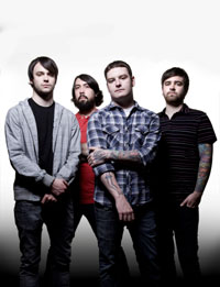 "Senses Fail Return To Studio For Fourth Album, ""The Fire"""