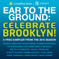 LimeWire Store Partners With Celebrate Brooklyn! To Offer Exclusive Free Sampler