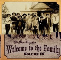 Old Shoe Records Releases Welcome To The Family Free Punk Comp