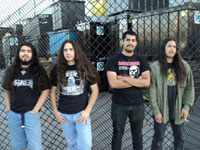 Exmortus Announce New Line-Up, New Songs