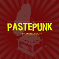 Pastepunk Celebrates 12th Anniversary With Free MP3 Compilation