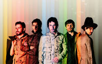 "Sam Roberts Band Get Ready To Release ""Collider"""