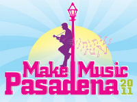 Make Music Pasadena 2011