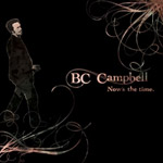 BC Campbell - Now\'s the time.